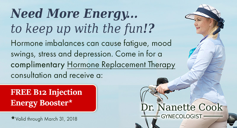 Hormone Replacement Special